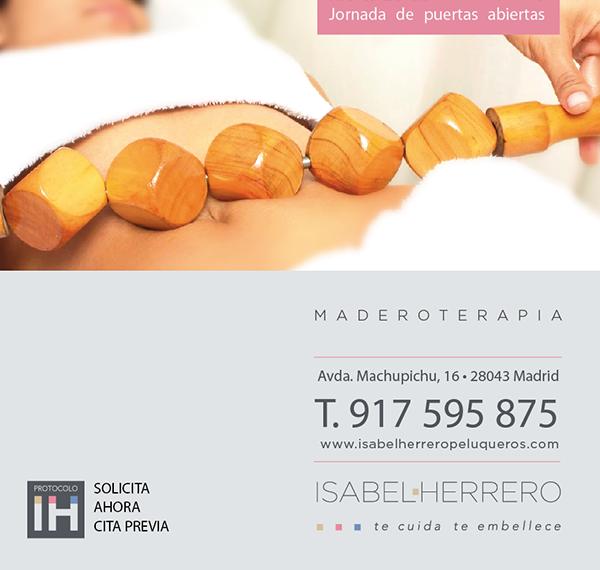 MADEROTERAPIA-ISABEL HERRERO